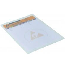 Magnetický držiak na dokumenty z PVC