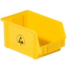 IDP-STAT Skladovacie zásobníky - žlté