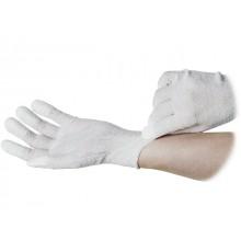 Rukavice nylon-polyester potiahnuté