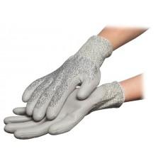 Rukavice nylon-polyester proti porezaniu